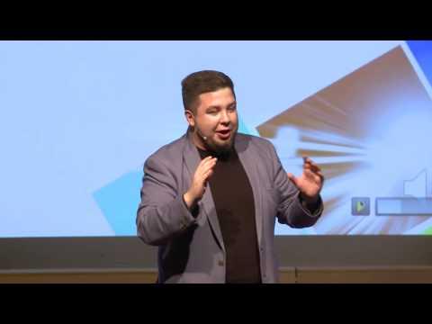 Michal Skubida - warm up MAGIC SHOW for TEDxKazimierz