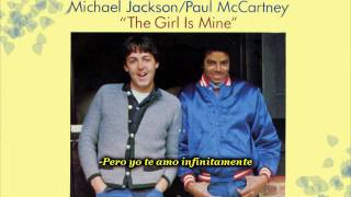The Girl is Mine Sub Español-Michael Jackson