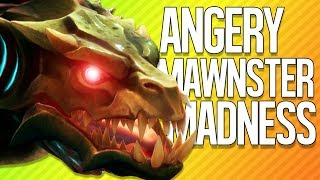 ANGERY MAWNSTER MADNESS | Dauntless