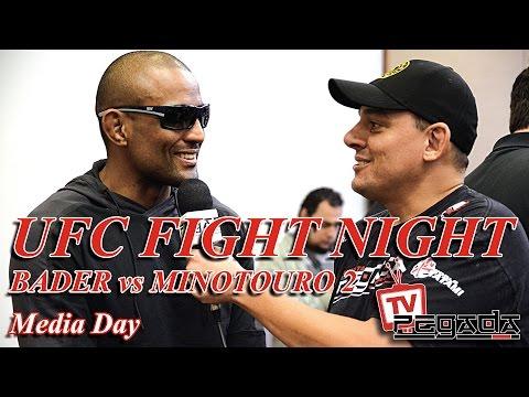 TV Pegada #0052 - UFC Fight Night SP 2016