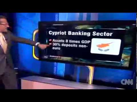 CYPRUS BANK CRISIS Domestic Credit Rampant in Cyprus, Offshore Deposits from Russia n BAILOUT