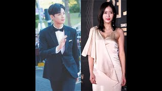 Cha Eun Woo x Im Soo Hyang - WooSoo Couple Red Carpet