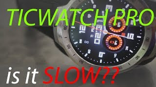 Video Ticwatch Pro Review: Can you handle the lag? download MP3, 3GP, MP4, WEBM, AVI, FLV Oktober 2018