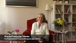 Marie-Françoise Neveu c'est quoi le bonheur pour vous?