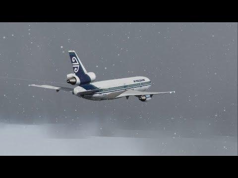 P3D - Mount Erebus Disaster (Air New Zealand Flight 901)