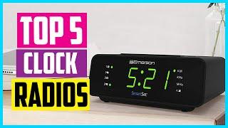 Top 5 Best Clock Radios in 2021 Reviews