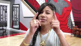 "BABY KAELY ""SNEAKER GAMES EP.1"" 11YR OLD KID RAPPER"