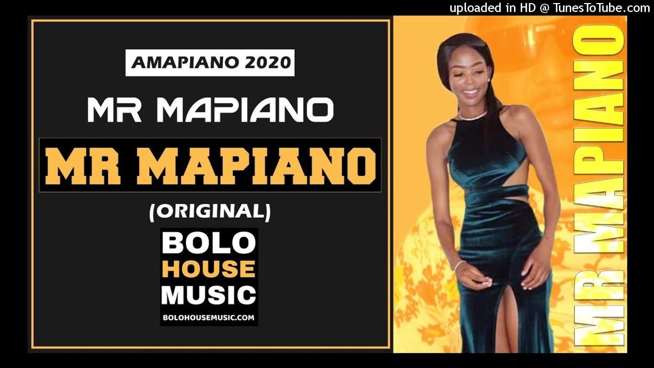 Mr Mapiano - Mr Mapiano (Amapiano 2020)