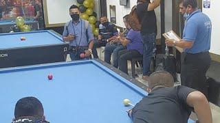 Torneo De Inauguración  Alexander Salazar Vs Carlos Campiño