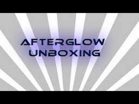 afterglow-controller-unboxing!