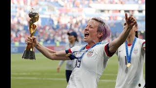 WATCH LIVE: U.S. women's soccer parade celebrates World Cup win