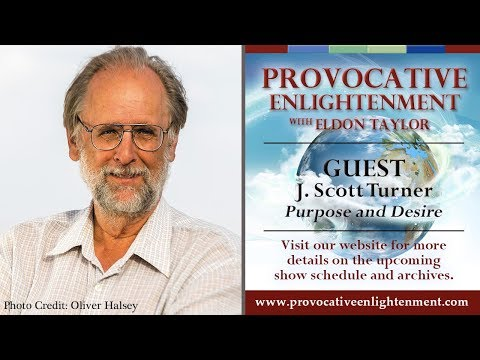 J. Scott Turner - Purpose and Desire in Biology on Provocative Enlightenment