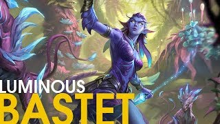 Luminous Bastet Skin Spotlight