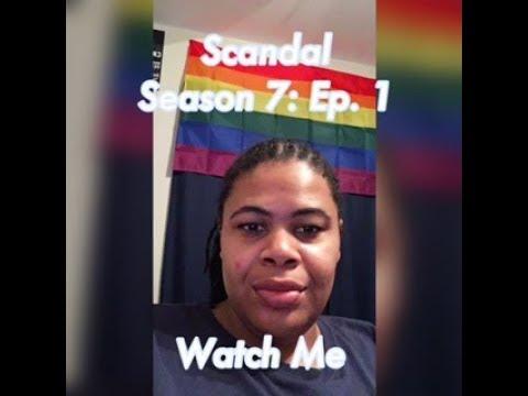 (REVIEW) Scandal   Season 7: Ep. 1   Watch Me (RECAP)