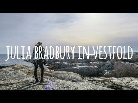 Julia Bradbury Visits Vestfold, Norway