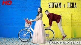 Pre Wedding   Shivam & Reha   2017   Studio Memory Lane