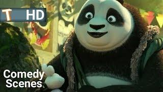 Kung fu panda 3 scene1 in tamil