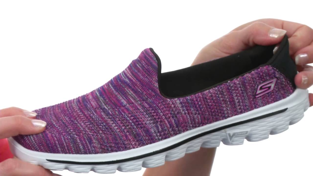 d48ee0bd4690 SKECHERS Performance SKECHERS Performance - Go Walk 2 - Hypo SKU  8355389 -  YouTube