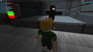 ROBLOX NEW AREA 51 GAME (PROJECT : 51)