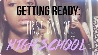 Getting Ready: The First Day of High School 2014! Thumbnail