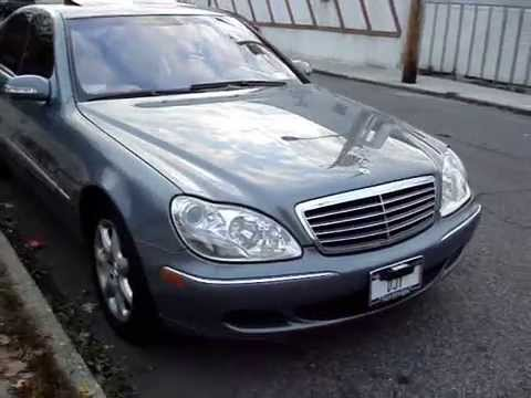 2004 mercedes benz s430 youtube for S430 mercedes benz