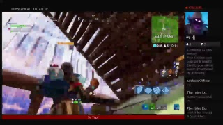 Fortnite Battle Royale live: Jessaiye de fair top1 with skin aleatoir