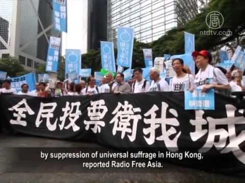 Hong Kong Media Expose Next Tiger to Be Hunted