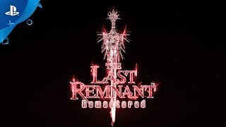 The Last Remnant Remastered – Announcement Teaser | PS4