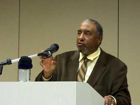 Dr. Bernard Lafayette Jr. Speaks in Tucson, Az.