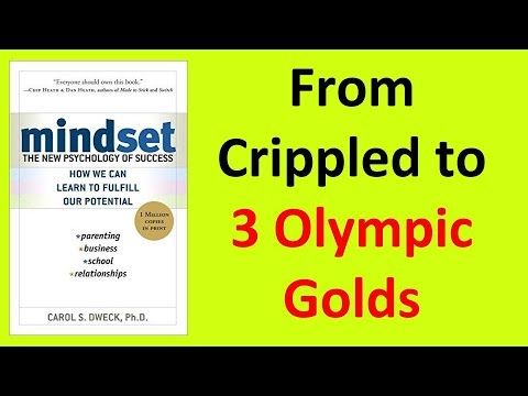 From crippled to 3 Olympic Gold Medals - story of Wilma Rudolph and Growth Mindset