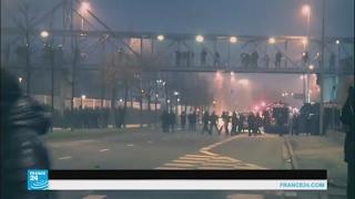 أعمال عنف في ضاحية بوبيني الباريسية