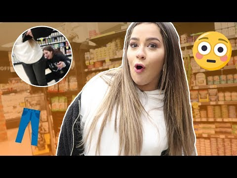 I RIPPED MY PANTS IN PUBLIC!!! (So embarrassed)
