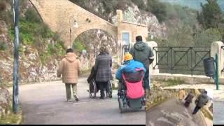 Giro della Rocca, Spoleto. Parte prima