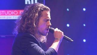 Sublime & Silence - Julien Doré sur scène dans le Grand Studio RTL