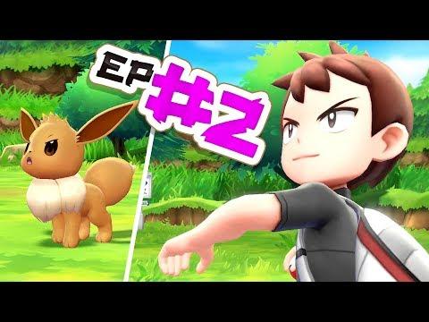 Pokémon Lets Go Pikachu Lets Play - Episode #2