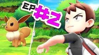 Pokémon Let's Go Pikachu Let's Play - Episode #2