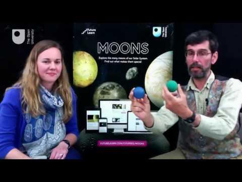Moons Hangout #1 3rd April 2014