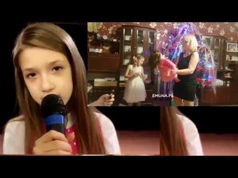 Droga Babciu, Drogi Dziadku. Piosenka na Dzień Babci i Dziadka. Weronika występ na żywo