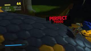 Vore - Sonic Eaten by Snake