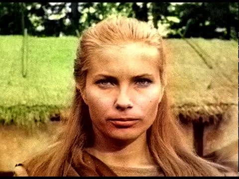 Jungfrukällan i Färg - The Virgin Spring in Color - Orfeus - Ingemar Bergman
