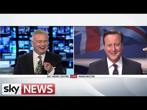 David Cameron On Running For PM Again, Tax Credit Cuts And Immigration | Eamonn Holmes Interview
