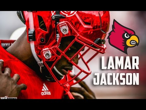 Lamar Jackson |Heisman Winner| 2016 Highlights  ᴴ ᴰ