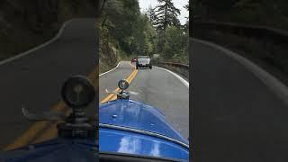 Chuckanut Drive in vintage cars
