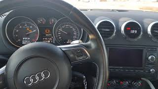 Audi TTS Stage 2+ 350hp 0-100