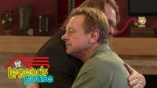 """""""Hacksaw"""" and Hot Rod say goodbye: WWE Legends' House, June 12, 2014"""