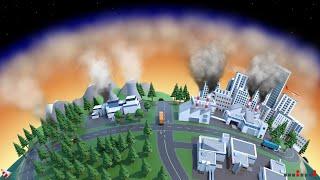 Explainer Animation: WJ Group Environmental Carbon Video
