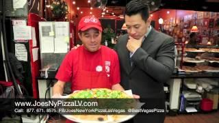 Chicken Wings Las Vegas | Joe's New York Pizza Las Vegas | Margarita Pizza