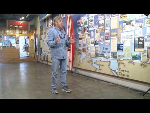 The Texas Bucket List - The Texas Surf Museum in Corpus Christi