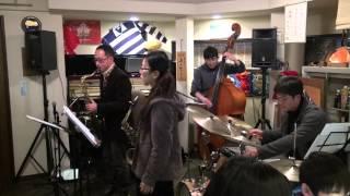 Bouncing With Bud ( Bud Powell ) , Satoe Kobayashi & Kuimonoya Ryo Musician`c Club