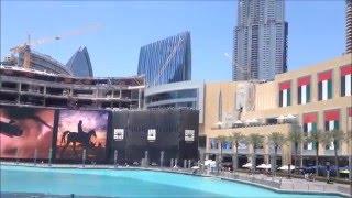 Dubai Mall || Burj Khalifa || Dubai Water Park
